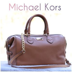 Michael Kors Grayson Large Converstible Satchel